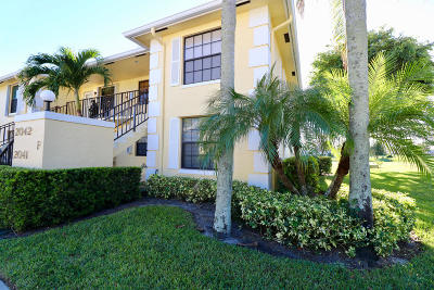 Condo Closed: 2041 Keystone Drive #F