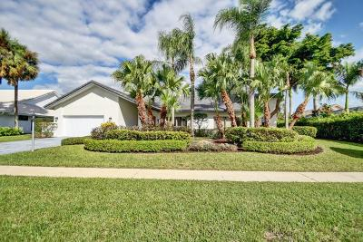 Delray Beach Single Family Home For Sale: 3705 Red Maple Circle