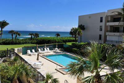 Juno Beach Condo For Sale: 450 Ocean Drive #203