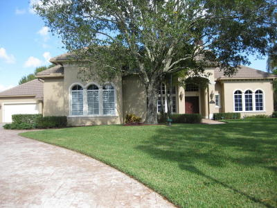 Port Saint Lucie Single Family Home Contingent: 7965 Saddlebrook Drive