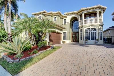 Delray Beach Single Family Home For Sale: 8047 Valhalla Drive