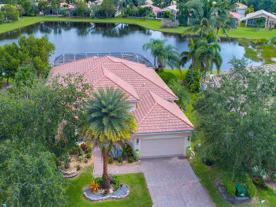Lake Worth Single Family Home For Sale: 6672 Via Como