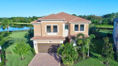 Delray Beach Single Family Home For Sale: 9595 Eden Roc Court