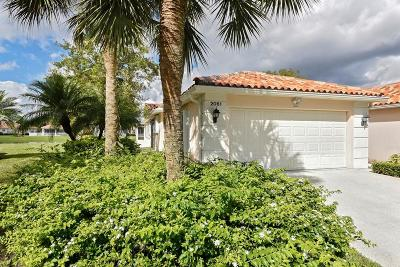 West Palm Beach FL Single Family Home Contingent: $299,900