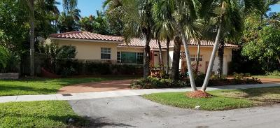 Miami Single Family Home For Sale: 1060 NE 86th Street