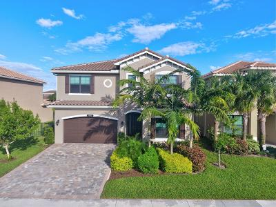 Delray Beach Single Family Home For Sale: 14592 Alabaster Avenue