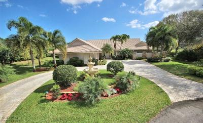 Palm Beach Gardens Single Family Home For Sale: 9 Alnwick Road