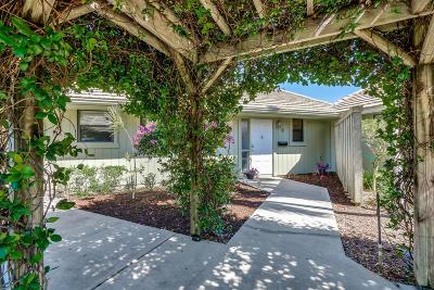 Townhouse Sold: 1127 E Seminole Avenue #19a