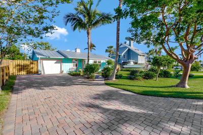 Stuart Single Family Home For Sale: 5551 SE Nassau Terrace