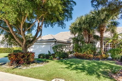 boynton beach Single Family Home For Sale: 7827 Rockford Road