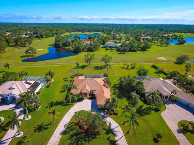 West Palm Beach Single Family Home For Sale: 8774 Marlamoor Lane