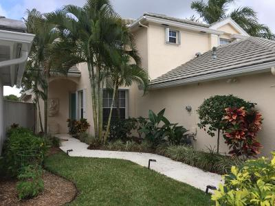 Palm Beach Gardens Single Family Home For Sale: 633 Masters Way