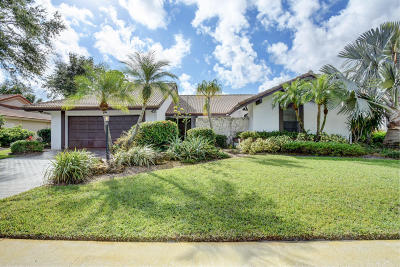 Delaire Country Club Single Family Home For Sale: 3763 Red Maple Circle