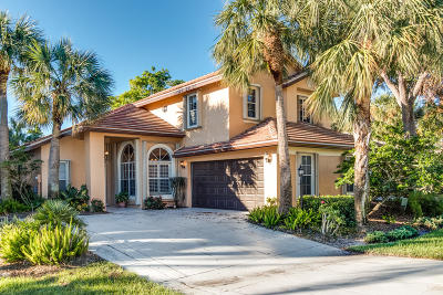 Delray Beach Single Family Home Contingent: 2850 Clearbrook Circle