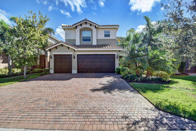 Boynton Beach Single Family Home For Sale: 8262 Savara Streams Lane