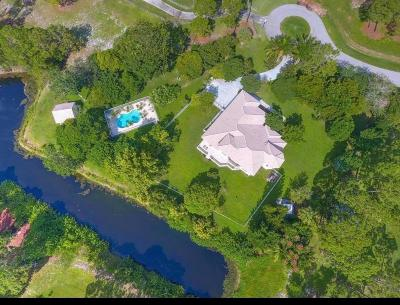 Palm City Single Family Home Contingent: 3201 SW Holly Lane