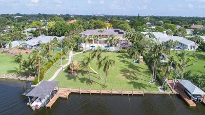 Delray Beach Single Family Home For Sale: 1800 Lake Drive