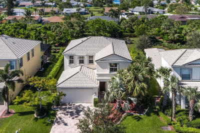 Royal Palm Beach Single Family Home For Sale: 2375 Bellarosa Circle