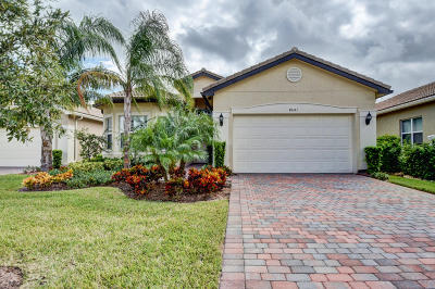 Boynton Beach Single Family Home For Sale: 8681 Sunbeam Mountain Terrace