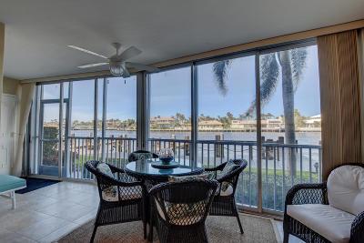 Highland Beach Condo For Sale: 3310 S Ocean Boulevard #131-D