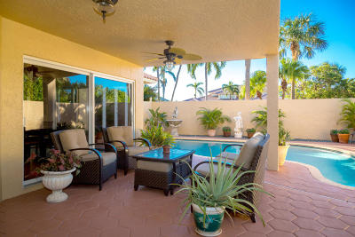 Boca Raton Single Family Home For Sale: 7601 NE Spanish Trail Court