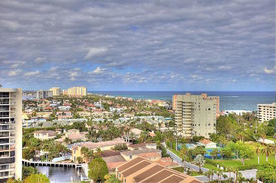 Highland Beach Condo For Sale: 4748 S Ocean Boulevard #Ph2 & Ph