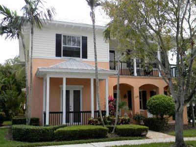 Jupiter Single Family Home For Sale: 110 Inkberry