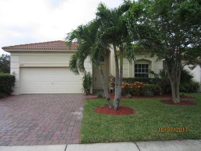 Portofino Shores Single Family Home For Sale: 6216 Santa Margarito Drive