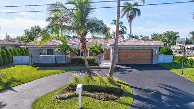 Boca Raton Single Family Home For Sale: 398 SW 13th Place