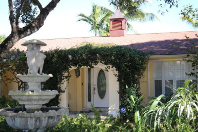 Palm Beach Gardens Rental For Rent: 12046 Prosperity Farms Road