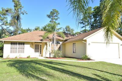 Port Saint Lucie FL Single Family Home Contingent: $169,888