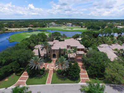 Palm Beach Gardens FL Single Family Home For Sale: $9,300,000