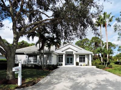 Hobe Sound Single Family Home For Sale: 5379 SE Acadia Terrace