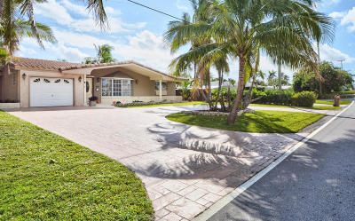 Deerfield Beach Single Family Home For Sale: 1100 SE 12th Avenue
