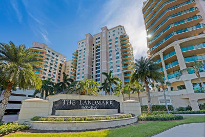 Palm Beach Gardens FL Condo For Sale: $1,395,000