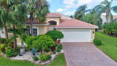 Delray Beach Single Family Home For Sale: 13659 Cambria Bay Lane