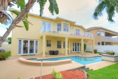 Royal Palm Beach Single Family Home For Sale: 2304 Ridgewood Circle