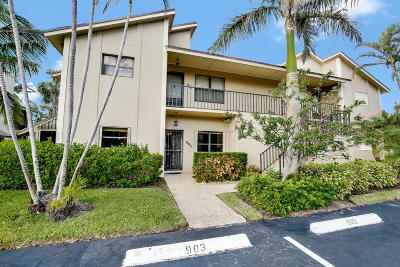 Condo Sold: 903 Clubhouse Circle