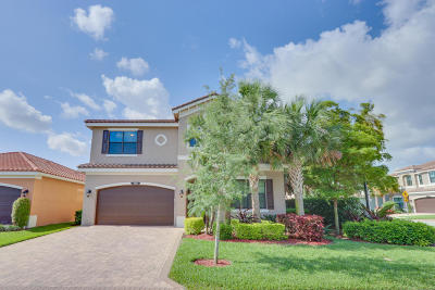 Delray Beach Single Family Home For Sale: 7902 Clay Mica Court