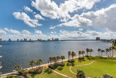 Lake Park Condo For Sale: 801 Lake Shore Drive #810