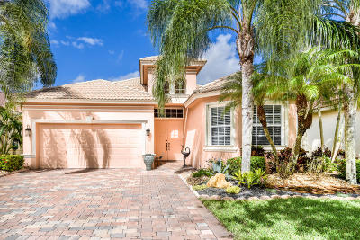 Boynton Beach Single Family Home For Sale: 7035 Vesuvio Place
