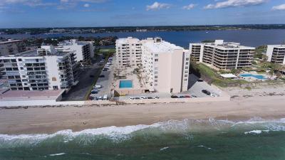 Palm Beach Condo For Sale: 3450 S Ocean Boulevard #5240