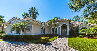 Port Saint Lucie Single Family Home For Sale: 8117 Kiawah Trace