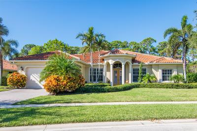 Hobe Sound Single Family Home For Sale: 10038 SE Osprey Pointe Drive