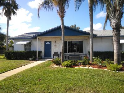 Lantana Single Family Home For Sale: 537 S 13th Court