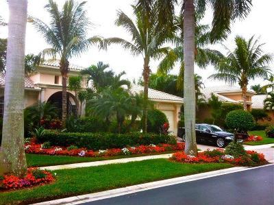 Delray Beach Single Family Home For Sale: 7936 Talavera Place