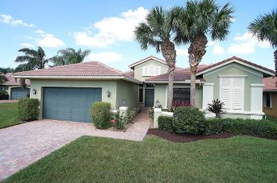 Boynton Beach Single Family Home For Sale: 7036 Antinori Lane
