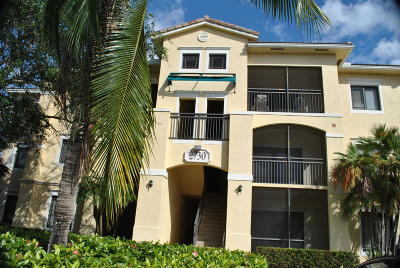 Palm Beach Gardens Condo For Sale: 2730 Anzio Court #304