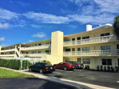 West Palm Beach Rental Leased: 3915 S Flagler Drive #109