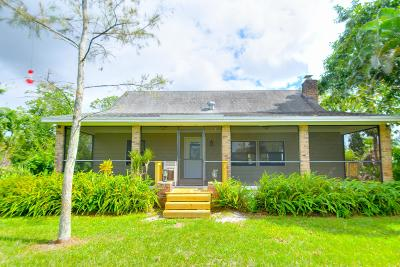 Palm Beach County Single Family Home Contingent: 3572 C Road